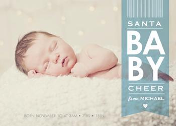 Santa Baby Bebé