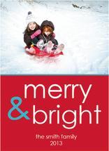 Merry & Bright Holiday by Stephanie Piontkowski