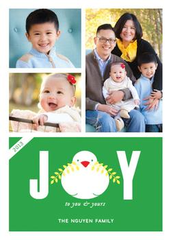 Joybird Holiday Photo Cards