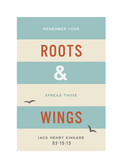 art prints - Roots & Wings by Rio Grange