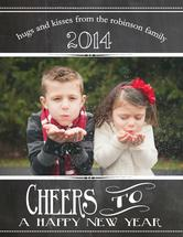 Chalkboard Cheers by Pink Cupcakes And Paper