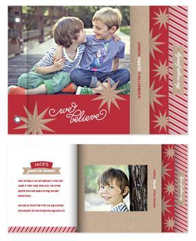 We Believe Minibook Cards