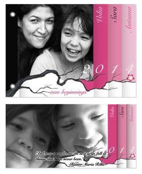 New Beginnings Minibook Cards