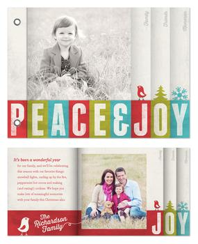 Joy of Color Minibook Cards