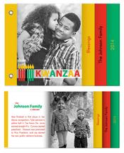 Kwanzaa Blessings by Stacey Montgomery