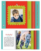 Festive Frame by Stacey Montgomery
