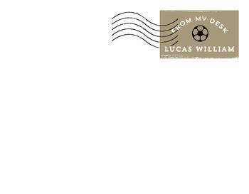 Sport Ball Stamp
