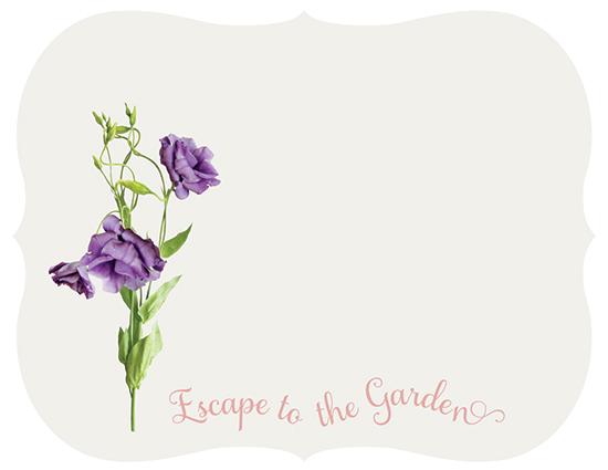 Escape to the Garden