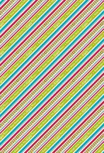 Barberpole Stripe by Color Continuum