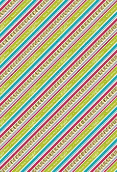Barberpole Stripe