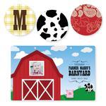Farmhouse Kids by Eva Nashed