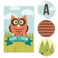 IT'S A HOOT Room Decor