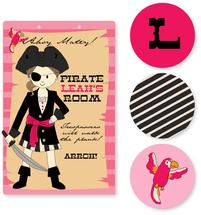 Pirate Girl by Stacey Montgomery