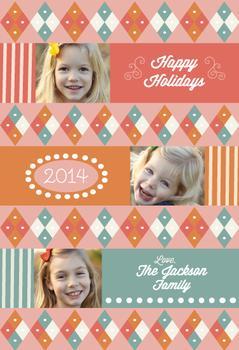 Super Happy Swirly Holiday Cheer