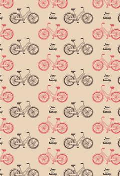 I love to bike