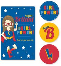 Girl Power by Stacey Montgomery
