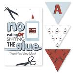 Don't Sniff The Glue by Sarah Simpson