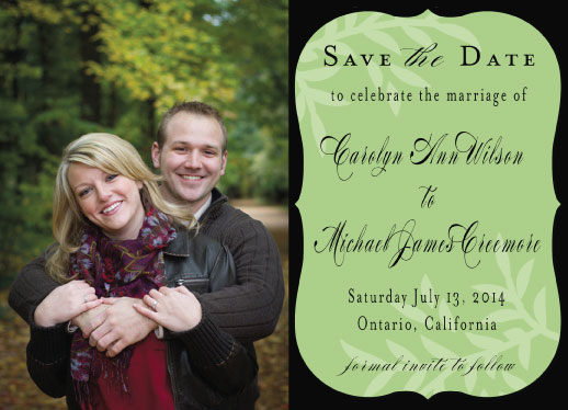 save the date cards - Celebrate by Cindy Jost