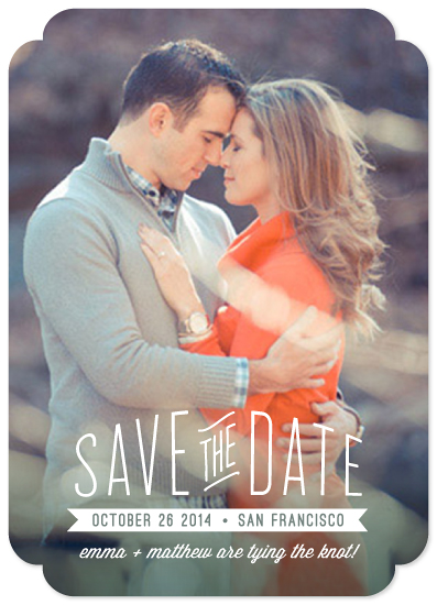 save the date cards - Perfect Type of Love