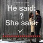 He Said She Said by Dominic Lloyd