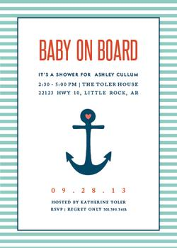 Baby on Board!!