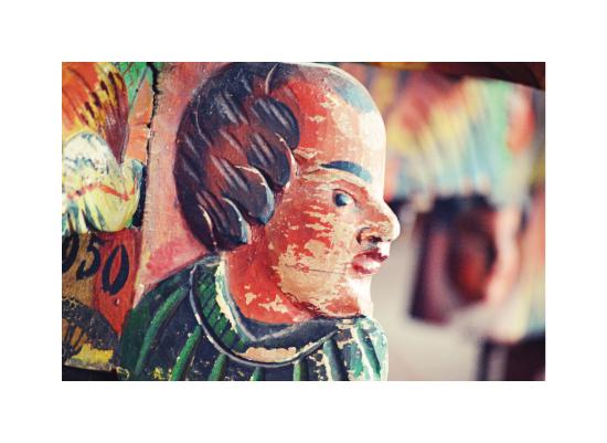 art prints - Sideways Glance by Noah and Olivia