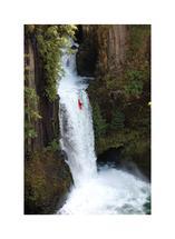 Tokatee Falls by Sarah Caracciolo