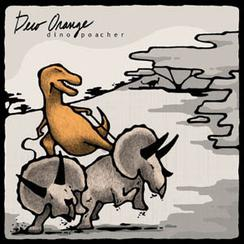 Deco Dino Art Prints