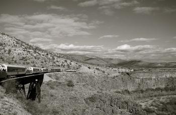 Sedona Train