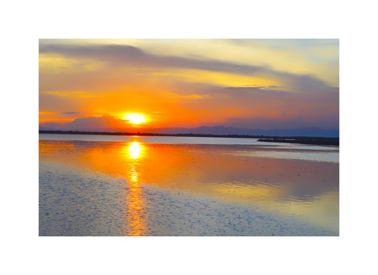 art prints - sunset by aticnomar