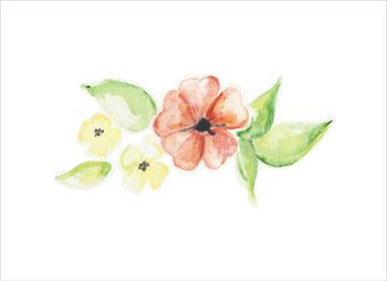 Watercolors in Bloom