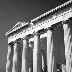 Columns Art Prints