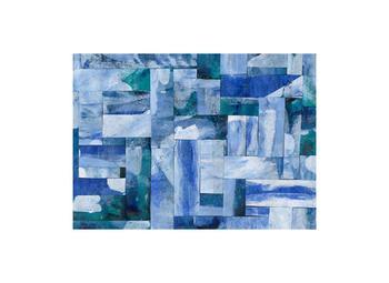 Blue Assemblage