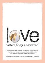 Love Called by jocie mock