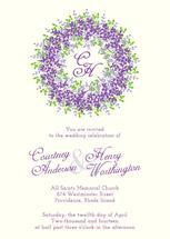 Lavender Wreath by Jodi VanMetre