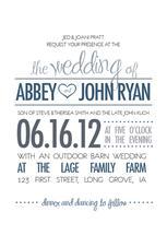 Wedding in the Barn by Heather Behrens