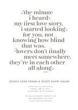 A Love Story by Holly Hanna
