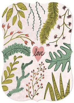 Flora Frame Valentine's Day
