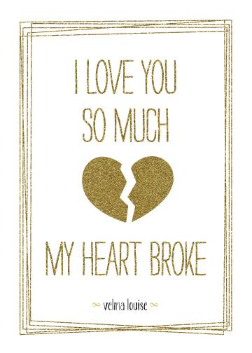 valentine's day - ultimate love by blackwhite press