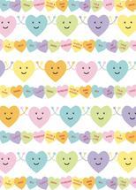 Happy Candy Heart by Anastasia B. Kijewski