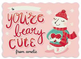 Beary Cute Valentine's Day