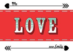 Easy Love Valentine's Day