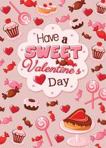 Sweet Valentine's Day by Giovanna Santoni