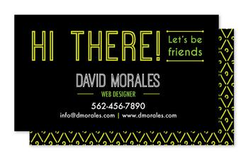 Hi There! Business Cards