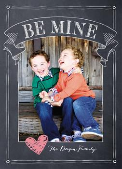 Chalked Love Valentine's Day