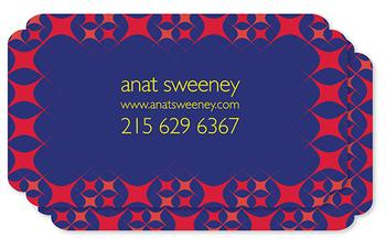 Pop Business Cards