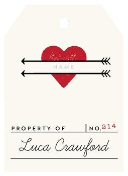 Property of Me Valentine's Day