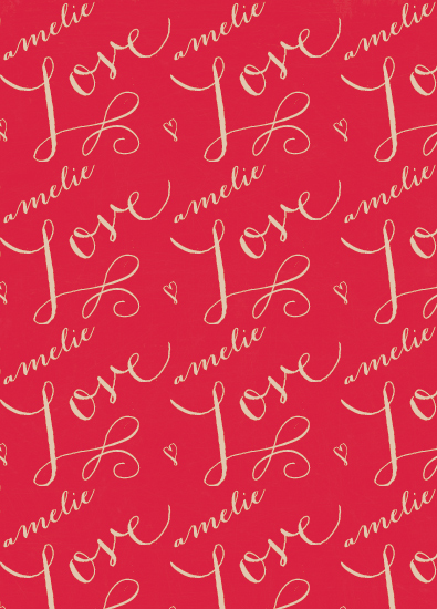 valentine's day - Love Wrap by Lori Wemple