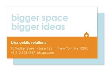 Bigger Ideas Business Cards