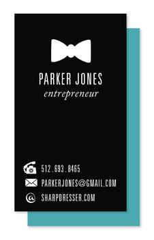 Business & Bow Ties
